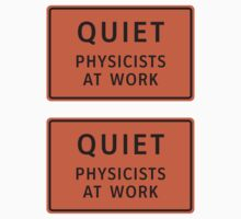 Physicists At Work (Small) ×2 by csyz ★ $1.49 stickers