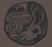 Sum Quod Eris by Pam Wishbow