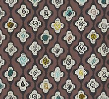 Victorian Wallpaper by Pam Wishbow