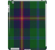 10011 Young Clan Tartan Fabric Print Ipad Case iPad Case/Skin