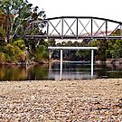 Gundagai Rail Bridge by alice taprell