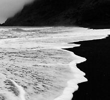 Black Beach by ExclusiveSmeg