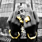 2pac by bluedamion