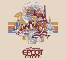 Retro EPCOT Center by The Department Of Citrus