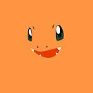 Charmander iPhone Cover/Case by Harry Martin