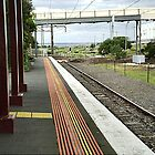 End of the Line - Williamstown Station No.1. Vic by EdsMum