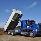 BIG BOYS TOYS.........TIPPER by Tamara Bush