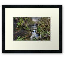 Mystic Highlands. Framed Print