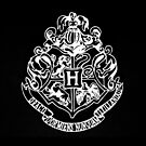 Hogwarts Crest iPhone Cover/Case by Harry Martin
