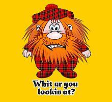 Jock MacNutter - Whit ur you lookin at? by eyemac24
