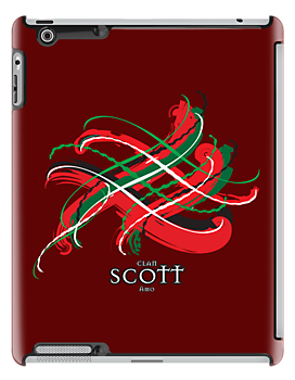 Scott Tartan Twist by eyemac24