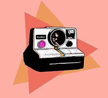 The Classic ( Polaroid sx70 ) by Zeke Tucker