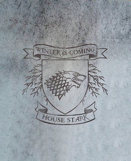 House Stark by isabelgomez
