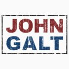 John Galt by morningdance