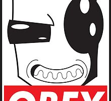 Obey Zim by omitted