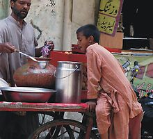 Spicy Food makes Hungry by Bobby Dar