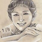 Emi Takei Sketch by Lubna