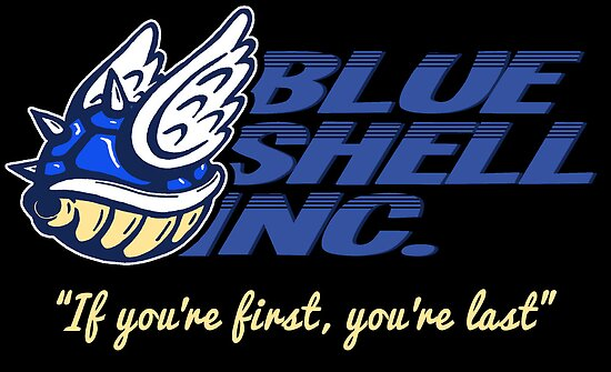 Blue Shell Inc. (no distressing) by Macaluso