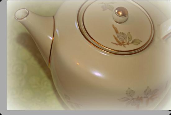 Tea Time I by BirgitHM