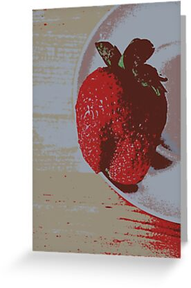 Strawberry Days by BirgitHM