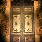 entrance to the mansion of souvenir by Atman Victor