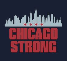 Chicago Strong by Alsvisions