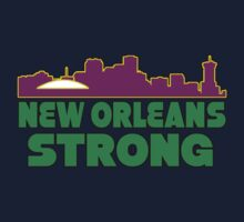 New Orleans Strong by Alsvisions