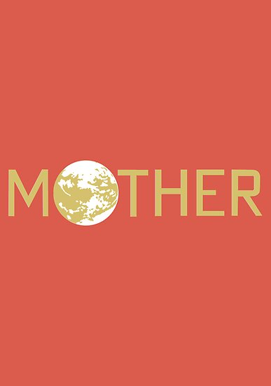 Mother Logo by Studio Momo ╰༼ ಠ益ಠ ༽
