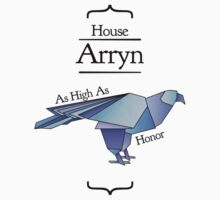 House Arryn - Stained Glass Kids Clothes
