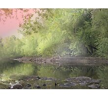 Mystical Day Photographic Print