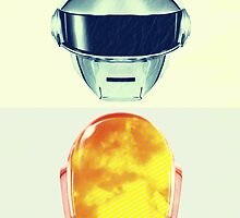 Daft Art by HAZZAH