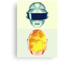 Daft Art Canvas Print