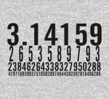 Number pi by enedois