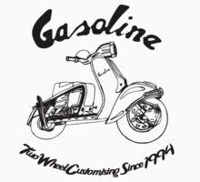 Gasoline Scooter by GASOLINE DESIGN