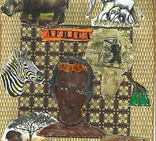 Through African Eyes by RobynLee
