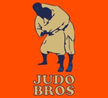 Judo Bros. by Chris Serong