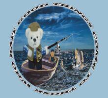☀ ツ GOOD THINGS COME TO THOSE WHO BAIT TEDDY BEARS FISHING TEE SHIRT☀ ツ by ✿✿ Bonita ✿✿ ђєℓℓσ