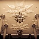 Islamic Center of Samarinda&#x27;s Ceiling by PutroGraph