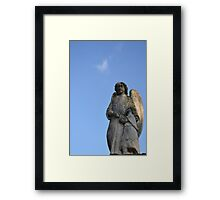 Comforting Angel Framed Print