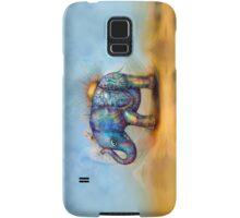 magic rainbow elephant Samsung Galaxy Case/Skin