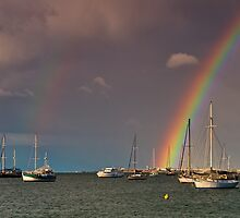 """A Covenant Over Corio Bay"" by Phil Thomson IPA"
