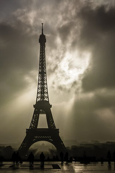 Tour Eiffel by Muriel Auvray