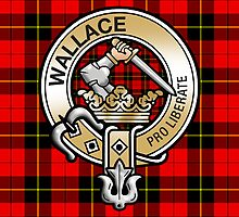 Wallace Clan Crest by eyemac24