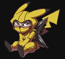 League of Legends/Pokémon - Kennen\Pikachu by falcon333