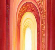 The Gate of Light by Anna Ewa Miarczynska