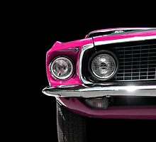 Classic Cars by Beate Gube