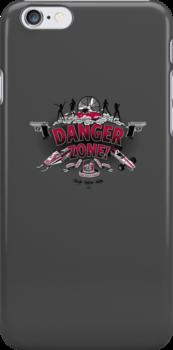Danger Zone! by ianleino