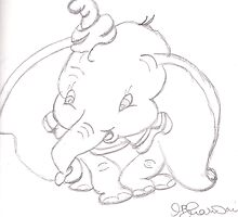 Dumbo by Melissa Vijay Bharwani