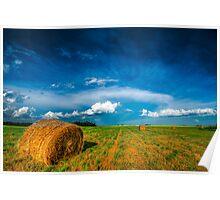 Under Prairie Skies XIX Poster