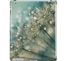 Indigo Sparkles iPad Case/Skin
